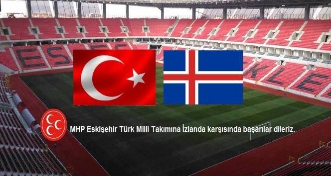 MHP'den milli maç biletlerine tepki