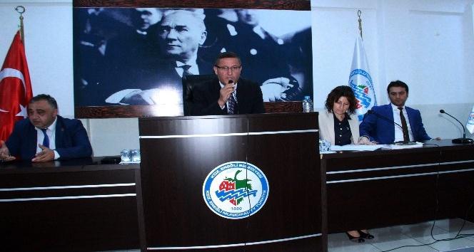 Kdz. Ereğli Belediyesi meclisi üçüncü kez toplandı