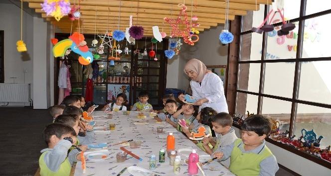 Çocuk Oyunevi ve Oyuncak Müzesi faaliyetlerine başladı