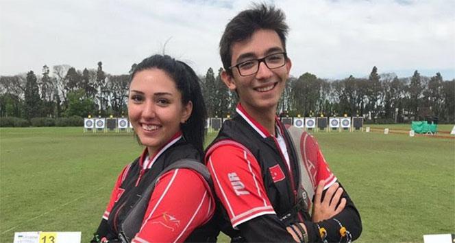 Mete Gazoz ve Yasemin Ecem Anagöz, dünya üçüncüsü oldu