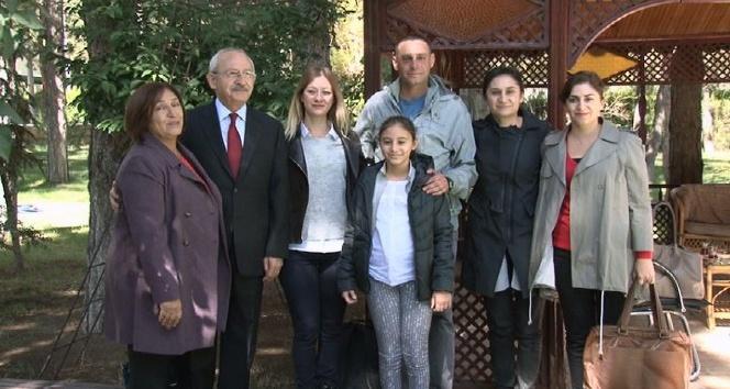 """Kılıçdaroğlu: """"Oğlum ile gurur duyuyorum"""""""