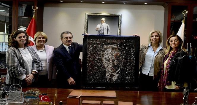 TYSD'den Başkan Ataç'a ziyaret