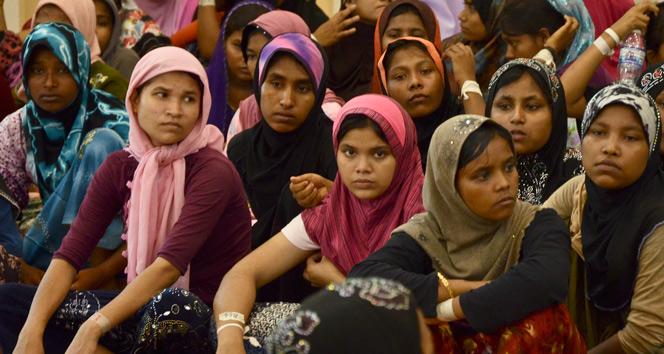 ABD Kongresi: 'Myanmar'da yaşanan bir etnik temizliktir'