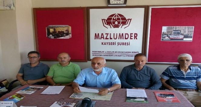 Mazlumder Genel Başkan Yardımcısı Ahmet Taş: