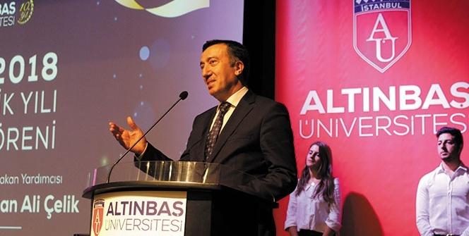 """""""Üretim Reform Paketi üniversite-sanayi iş birliğine ciddi imkânlar sağlayacak"""""""