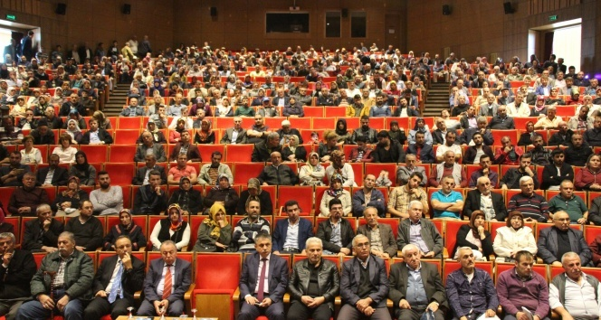 Samsun'da TOKİ konutlarında kura heyecanı