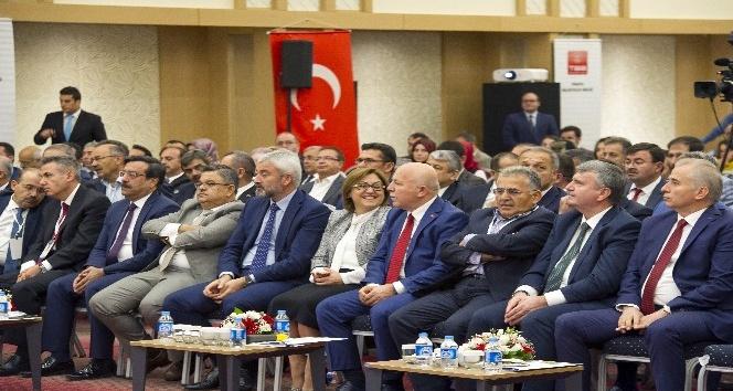 Türkiye Belediyeler Birliği Meclis Toplantısı başladı