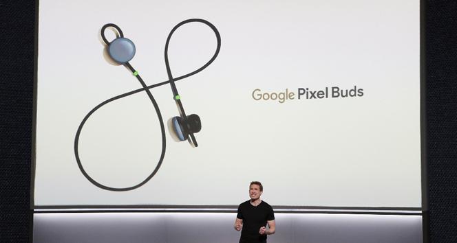 Googledan 40 dilde çeviri yapabilen kulaklık