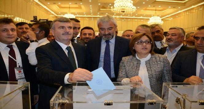 Başkan Akyürek TBB Başkanlığına seçildi