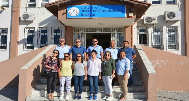 Ünal Daka İlkokulunun Erasmus projesi kabul edildi