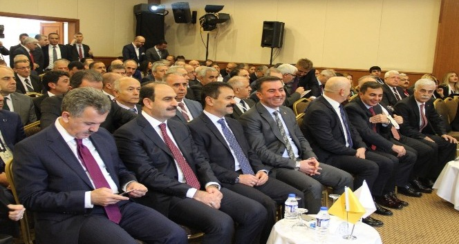 PTT Genel Müdürlüğü toplantısı Nevşehir'de yapıldı