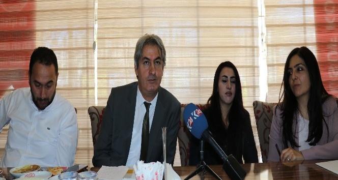 HDP'li vekiller basınla bir araya geldi
