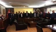 Bayburt Ticaret ve Sanayi Odası Başkanlığına Seyhan seçildi