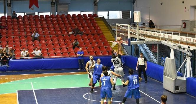 Manisa'da basketbol heyecanı başladı