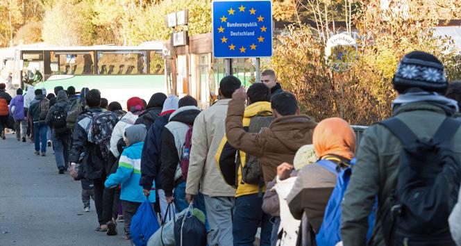 Almanlar mülteciler için üst sınır istiyor