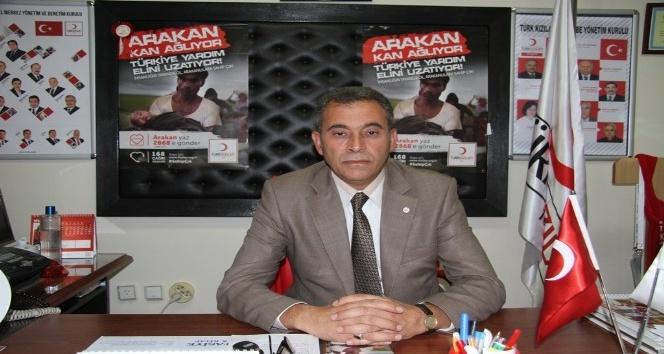 Kızılay'dan Arakan'a yardım çağrısı