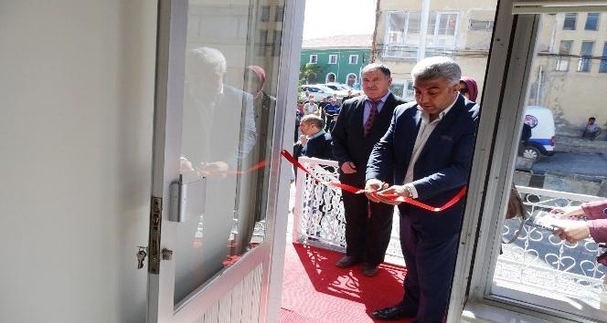 Hisarcık Belediye Oteli hizmete girdi