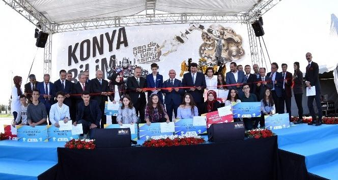 """Vali Canpolat: """"Konya, artık bir bilim ve sanayi şehri"""""""