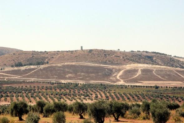 Suriye sınırında 688 kilometrelik duvarın örülmesi tamamlandı