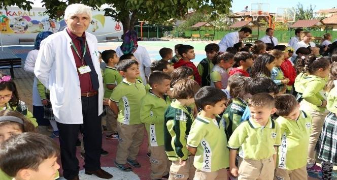 Çamlıca Okulları'ndan 4 Ekim Hayvanları Koruma günü için özel program