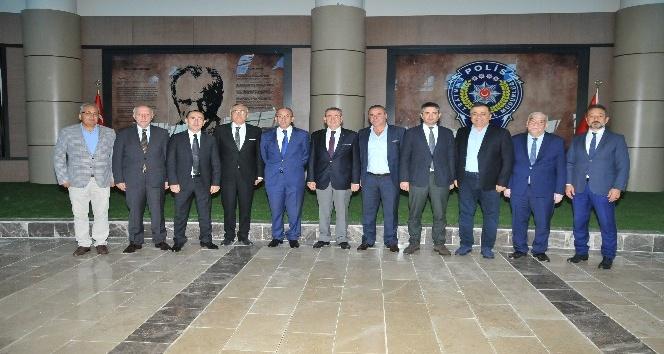 """Murzioğlu: """"Polis teşkilatına hayırlı olsun"""""""