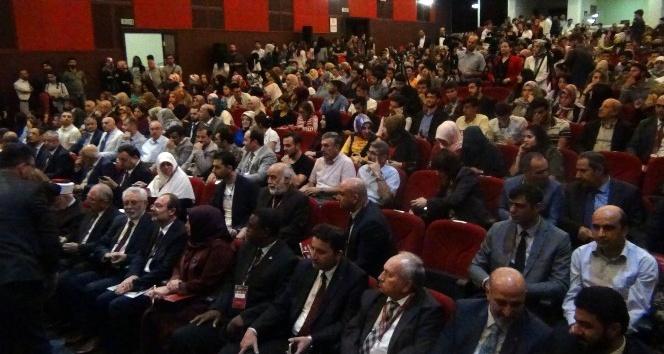 Mardin'de Uluslararası Kudüs ve Mescid-i Aksa Sempozyumu
