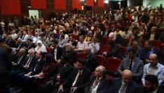 Mardinde Uluslararası Kudüs ve Mescid-i Aksa Sempozyumu