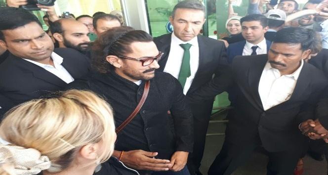 Aamir Kahn Ankara'da