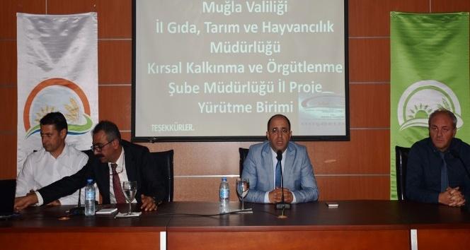 Muğla'da 12. etap kırsal kalkınma yatırımlarının değerlendirmesine başlandı