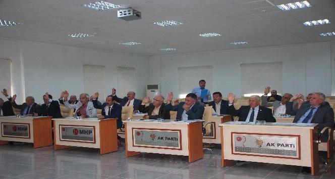 İl Genel Meclisi Ekim ayı 5'inci birleşiminde 11 gündem maddesi görüşüldü