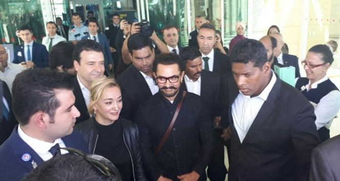 Aamir Kahn Ankarada