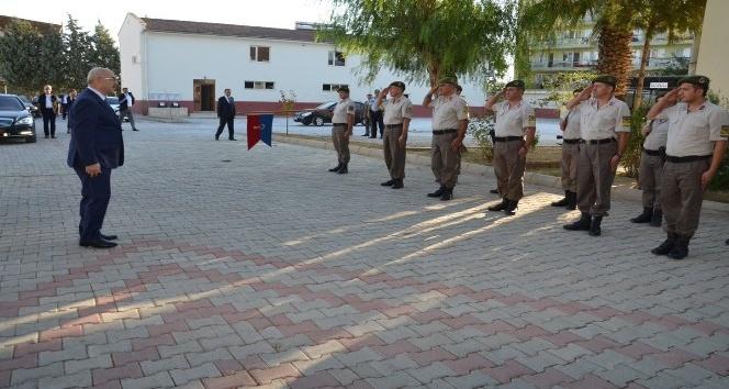 Aydın'da terör örgütünün sızma girişimlerine karşı gerekli tedbirler alındı