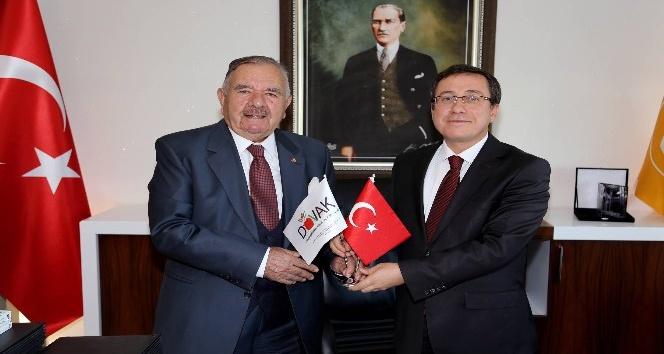 Rektör Prof. Dr. Ahmet Kızılay: