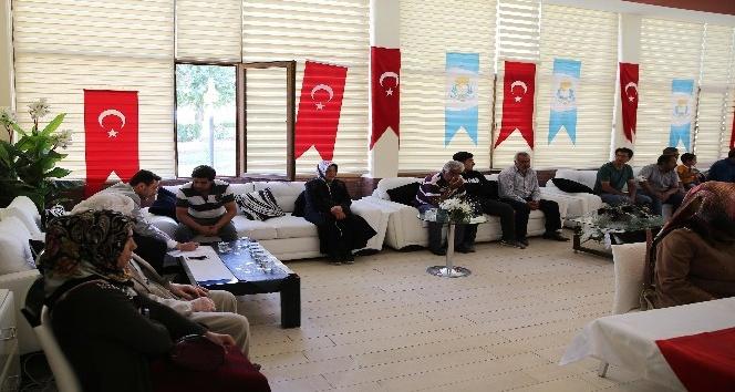 Haliliye'de Ekim ayı halk günü toplantısı yapıldı