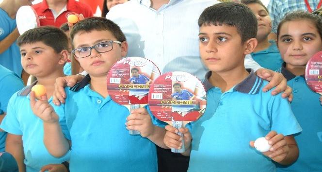 Masa Tenisi Festivali Adana'da başlıyor