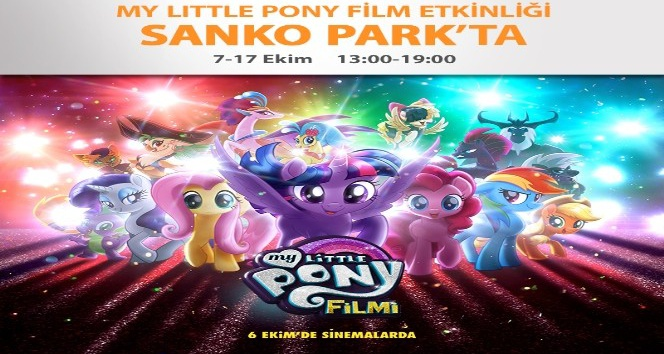 My Little Pony Sanko Park'ta