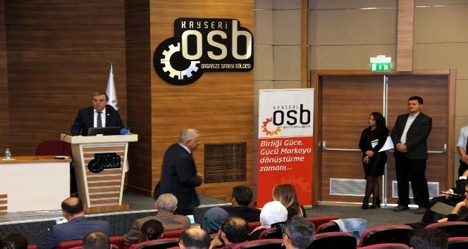 Kayseri OSB'de Endüstriyel Tasarım Kültürünün Oluşturulması İçin Büyük Adım