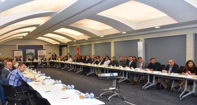 Ergene havzası arıtma çamuru yönetimi konferansı gerçekleşti