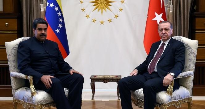 Cumhurbaşkanı Erdoğan'dan 'Dünya 5'ten Büyüktür' vurgusu