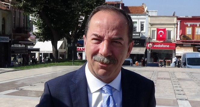 """Başkan Gürkan, """"Zübeyde Hanım Parkı'na benzer bir işlem yapacağız"""""""