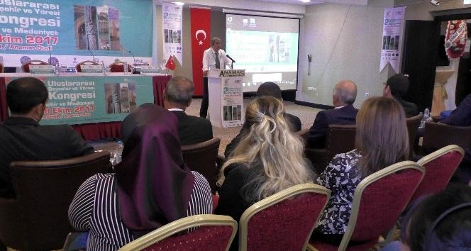 Beyşehir'de 2. Uluslararası Beyşehir ve Yöresi Kongresi başladı