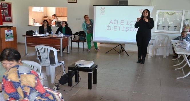 'Demirden Leblebi' projesi kapsamında eğitimler düzenlendi