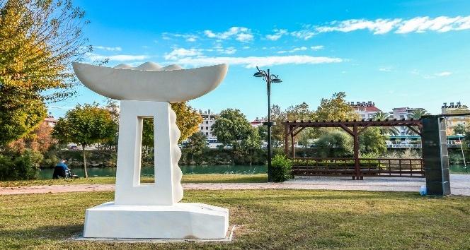 Manavgat'ta Taş Heykel Sempozyumu başlıyor