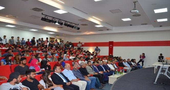 HRÜ besyo akademik yılı açılışı yapıldı