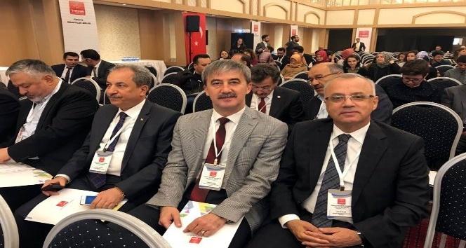 Başkan Kayda ve Şirin, Belediyeler Birliği toplantısına katıldı