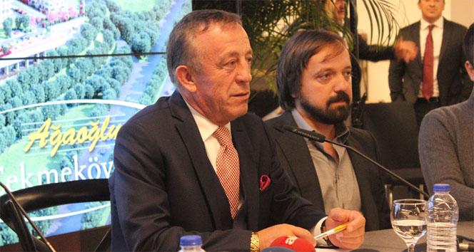 Ali Ağaoğlu'ndan Kadir Topbaş yorumu: 'Gömün gitsin'