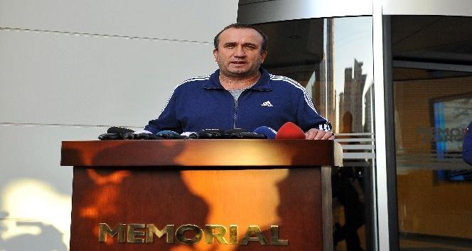 """Muharrem Süleymanoğlu: """"Karaciğerini veremeye koşa koşa geldi"""""""