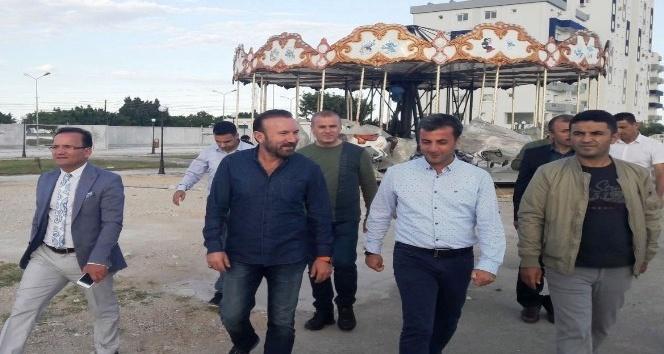 İzmit Belediyesi kardeş şehri ziyarete gitti