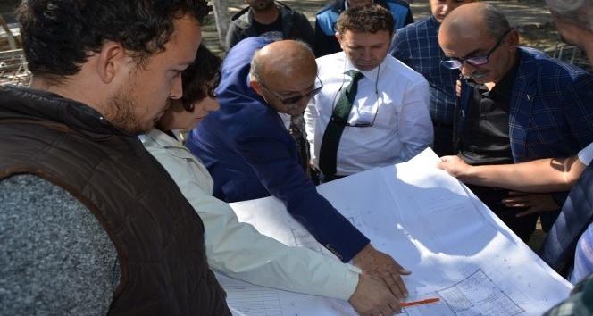 Yeşil Cami bölgesine ayrıcalıklı proje