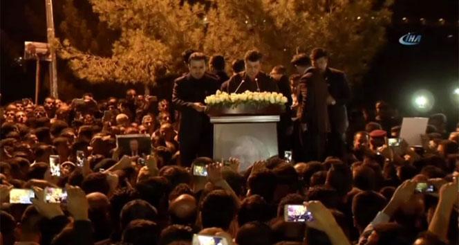 Celal Talabani'nin naaşı toprağa verildi